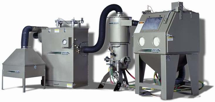 Metal Finishing Supply - Blast Cabinets