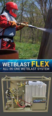 Metal Finishing Supply Wet Blasting