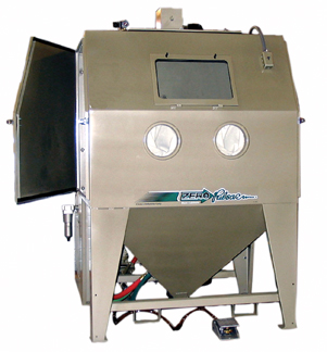 New Sandblasting Cabinet Vacuum System