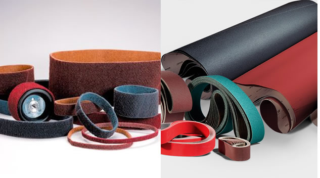 Coated Abrasive And Non Woven Supplies
